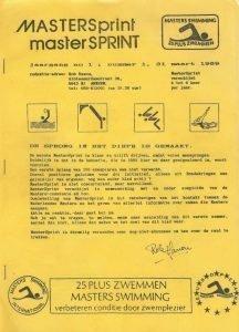 MasterSprint maart 1989