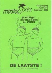 MasterSprint december 2002