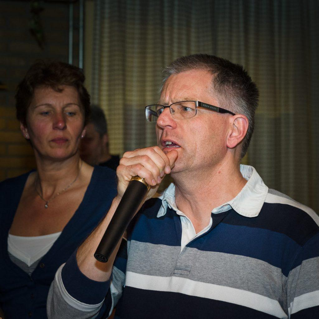 Ron van der Zande